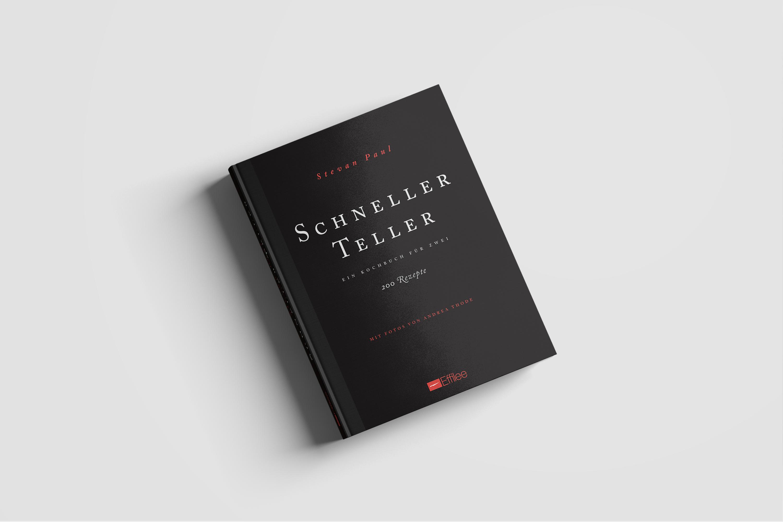 Schneller Teller, das Buch