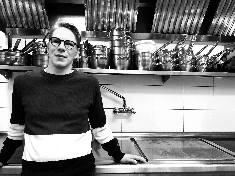Boris Kasprik, Restaurant Petit Amour, 5 Mitarbeiter