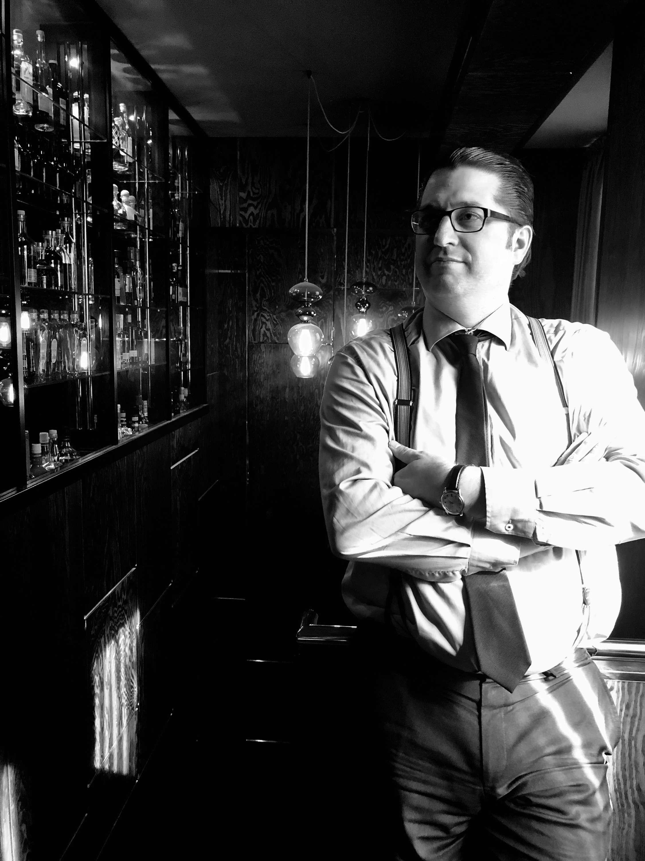 Jörg Meyer, 44 Jahre, Bar Le Lion, seit 2007, 16 Mitarbeiter