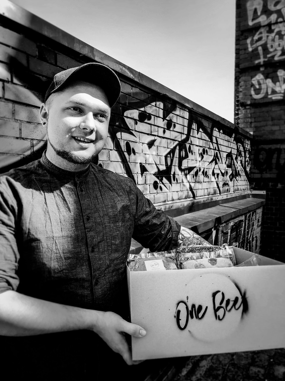 Moritz Crone-Rawe, 29 Jahre / Rolling Taste, seit 2015, 25 Mitarbeiter