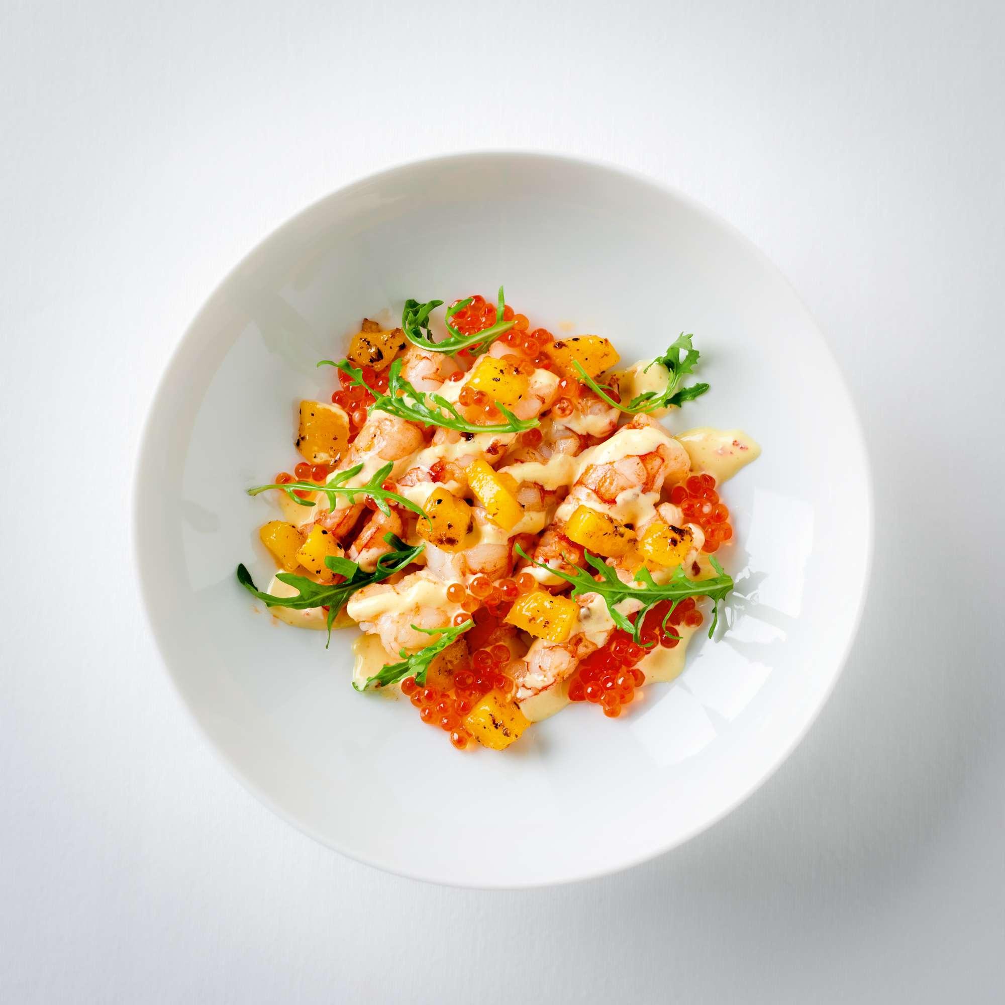 Shrimpcocktail Nouveau