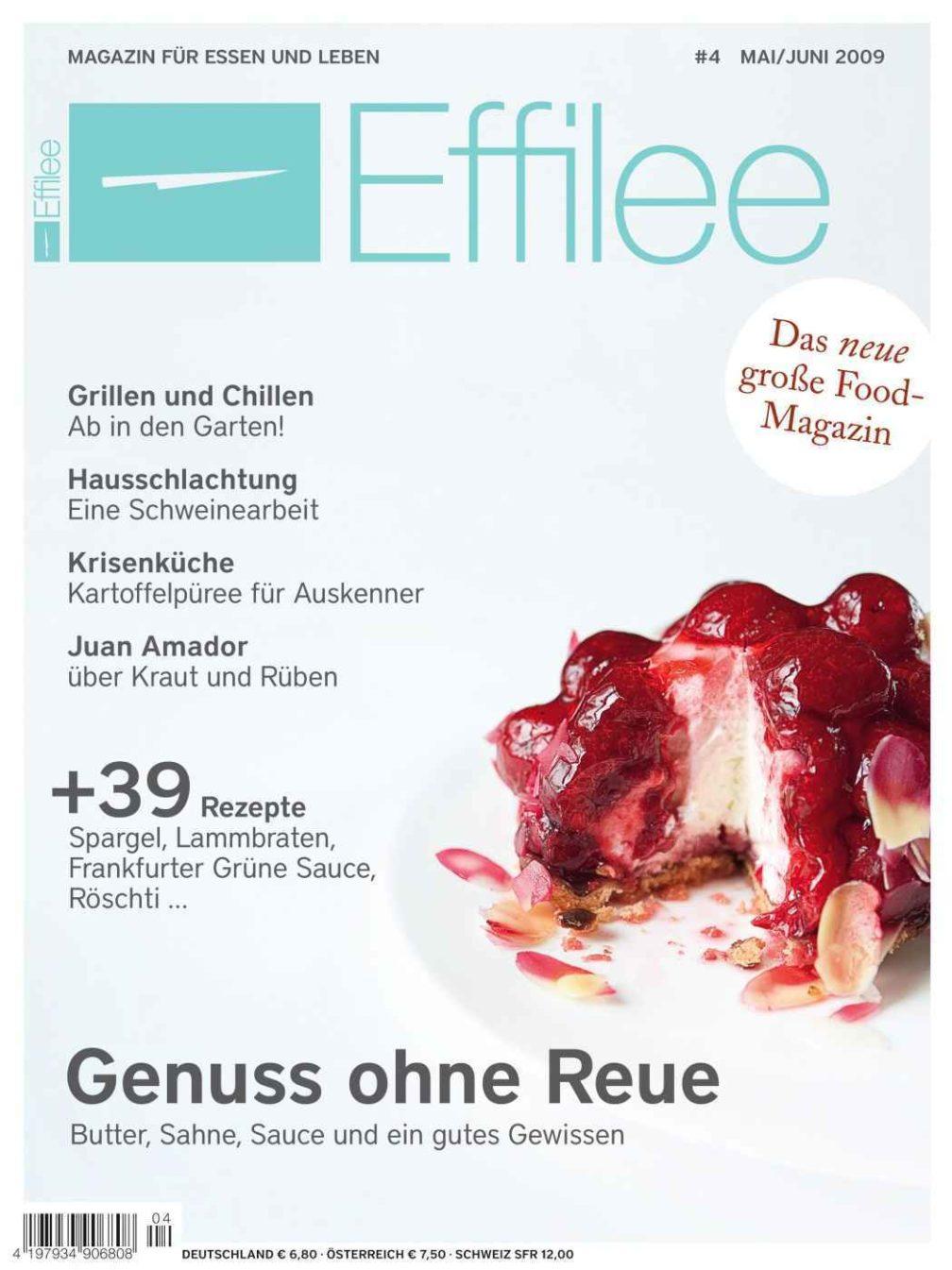 Effilee #4, Genuss ohne Reue