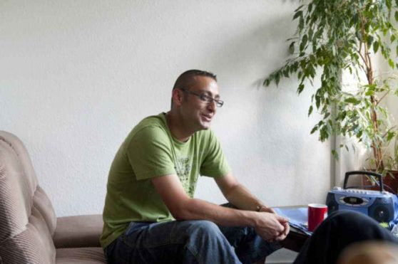 Mohamad El-Faraj, 21, Libanon, backt Ejji