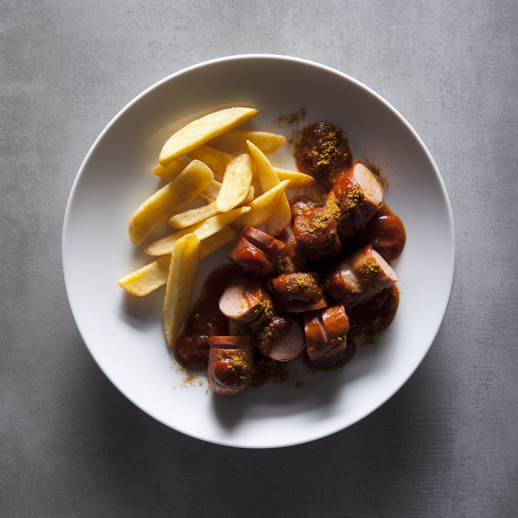 Herrn Paulsens Deutschstunde: Currywurst