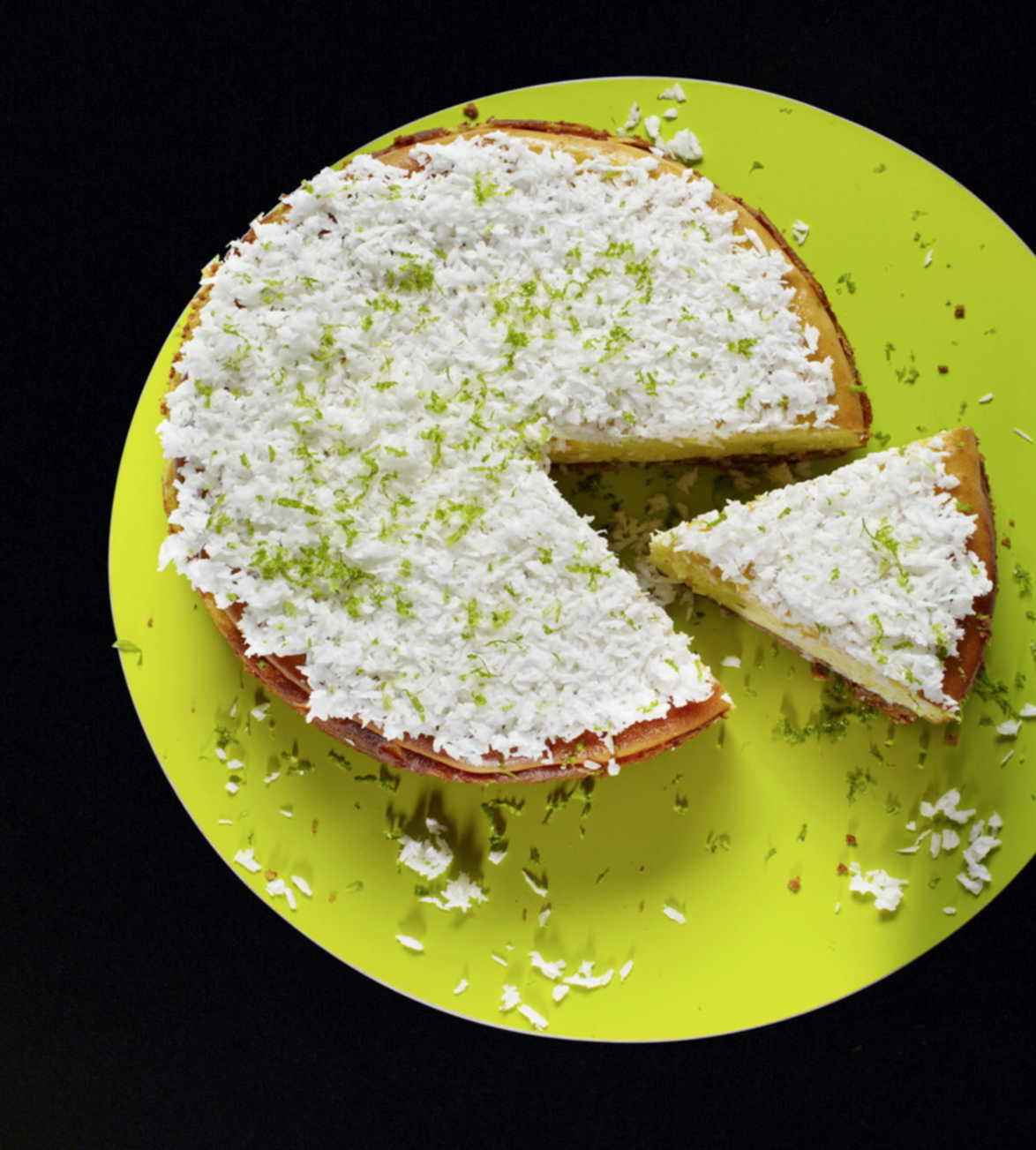 Bali-Cheesecake