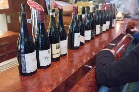 Weinkritik: Der erste Bottletank