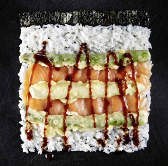 Alles über Sushi