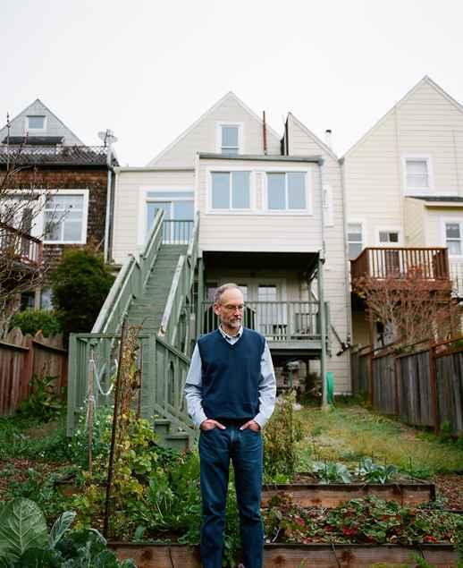Unentbehrlicher Ratgeber für die großen Köche der Moderne: McGee vor seinem Haus in Kalifornien