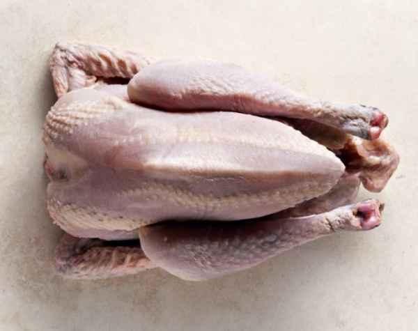 Die bessere Wahl: Huhn