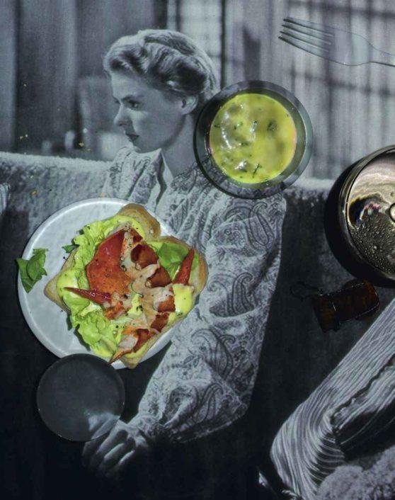 Hummersandwich