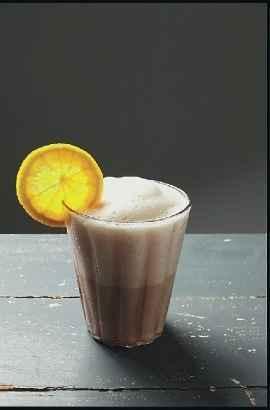 Orange Chai Latte