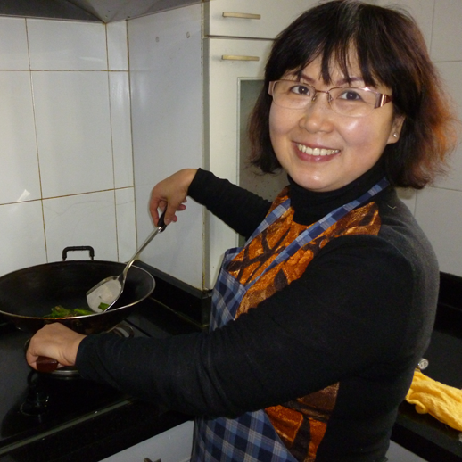 Weltweit essen: China