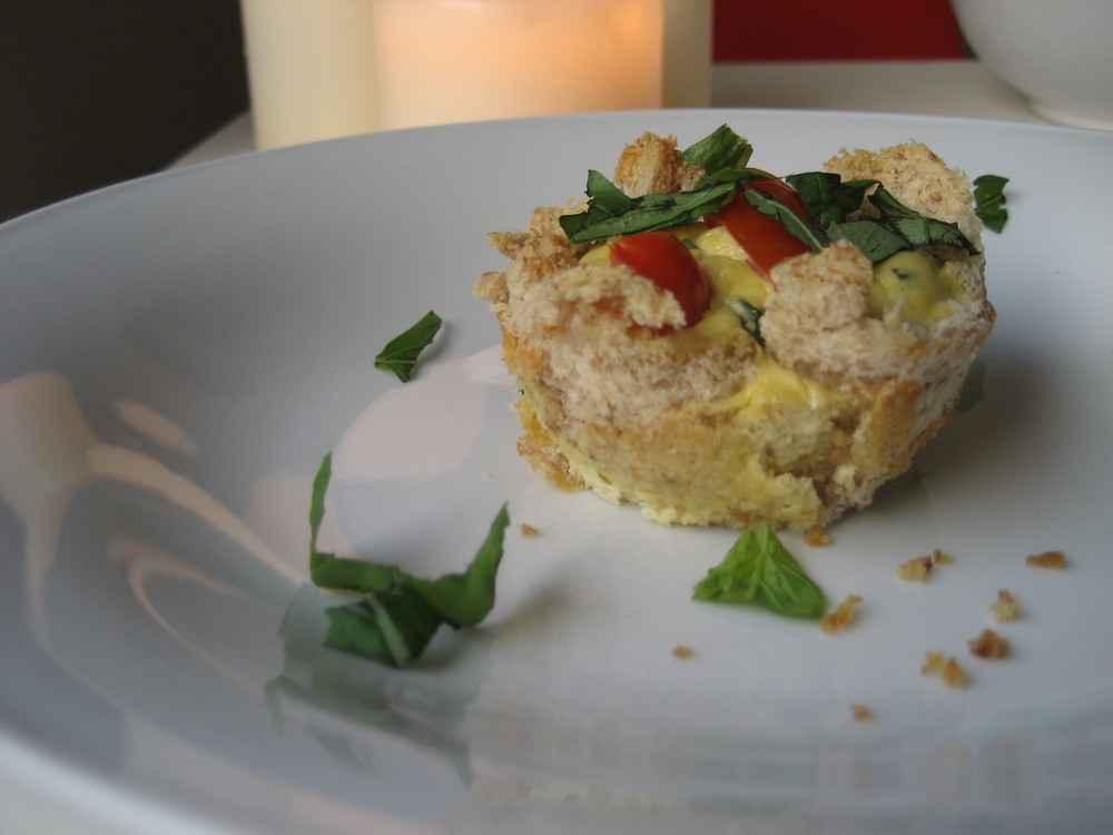 Ricotta-Toast-Muffins