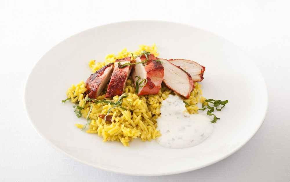 Tandoori Chicken, Rechteinhaber: Andrea Thode, Lizenzvereinbarung: Nutzung nur auf Effilee