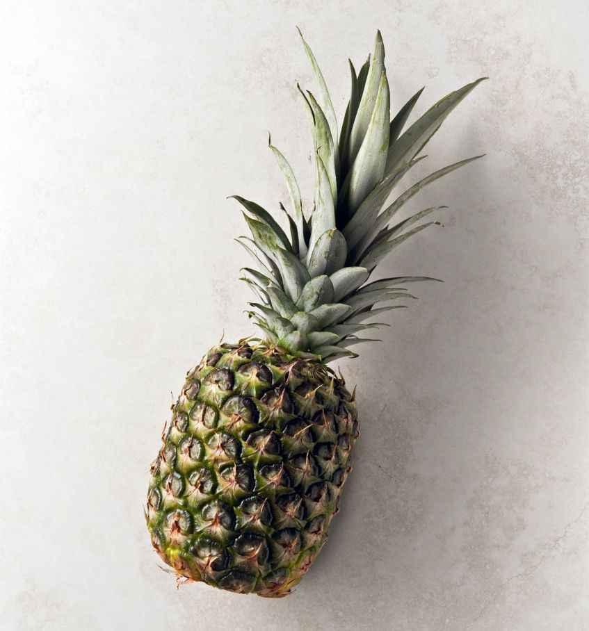 Die bessere Wahl: Ananas