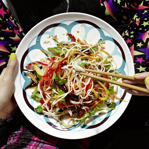 Chap-Chae-Noodles-Salat