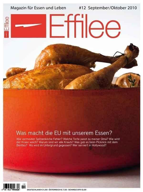 Was macht die EU mit unserem Essen?