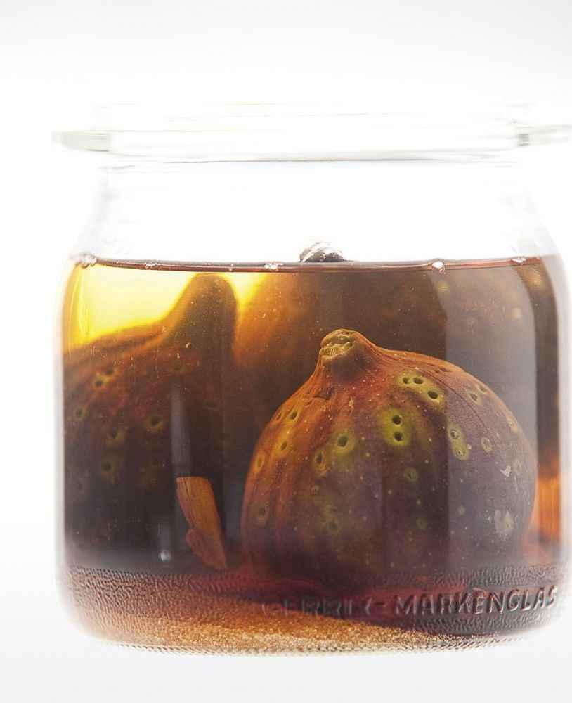 Feigen in Rum