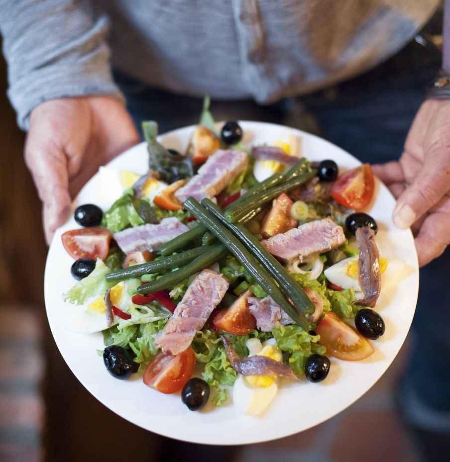 Salade Niçoise - Foto: Andrea Thode