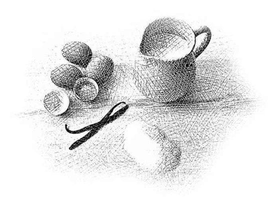 Vanillesauce